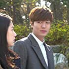 Park Shin-Hye and Lee Min-Ho in Sangsogjadeul (2013)