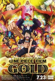One Piece Film: Gold (2016) 720p