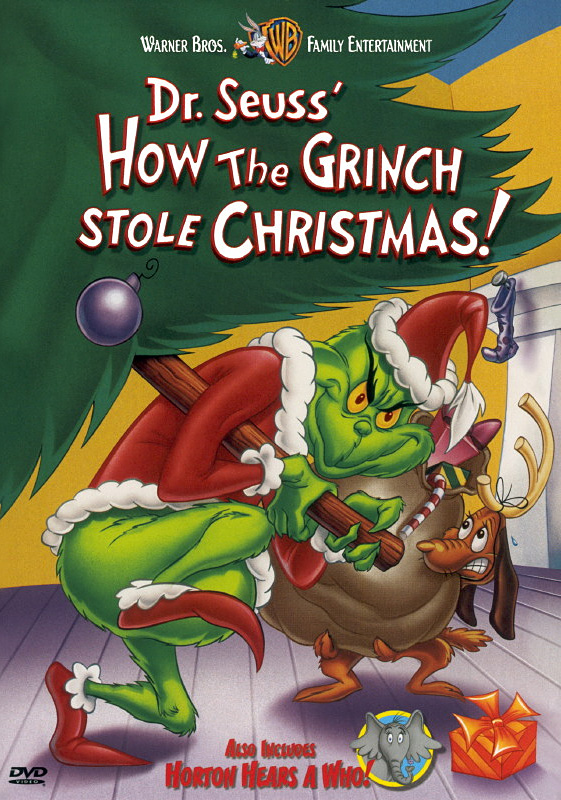 Image result for The Grinch That Stole Christmas 1966
