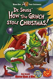 how the grinch stole christmas poster - How The Grinch Stole Christmas Cast