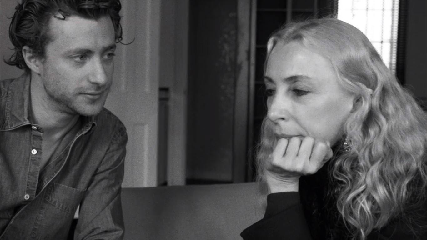 Francesco Carrozzini and Franca Sozzani in Franca: Chaos and Creation (2016)