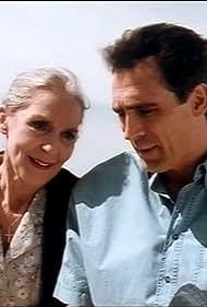 Sonia Graham and Andrew Kazamia in London's Burning (1988)
