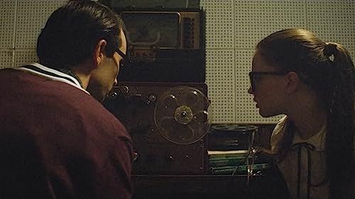 'The Vast of Night' Stars Sierra McCormick and Jake Horowitz Believe in Aliens