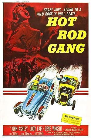 Lew Landers Hot Rod Gang Movie