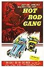 Hot Rod Gang (1958) Poster