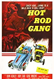 Hot Rod Gang(1958) Poster - Movie Forum, Cast, Reviews