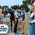 Peter Lee Lawrence, Beba Loncar, and Rosalba Neri in I giorni della violenza (1967)