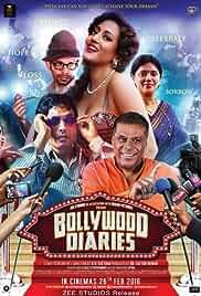 Bollywood Diaries | 2016 | Hindi | DVDRIP | 480p | 300mb