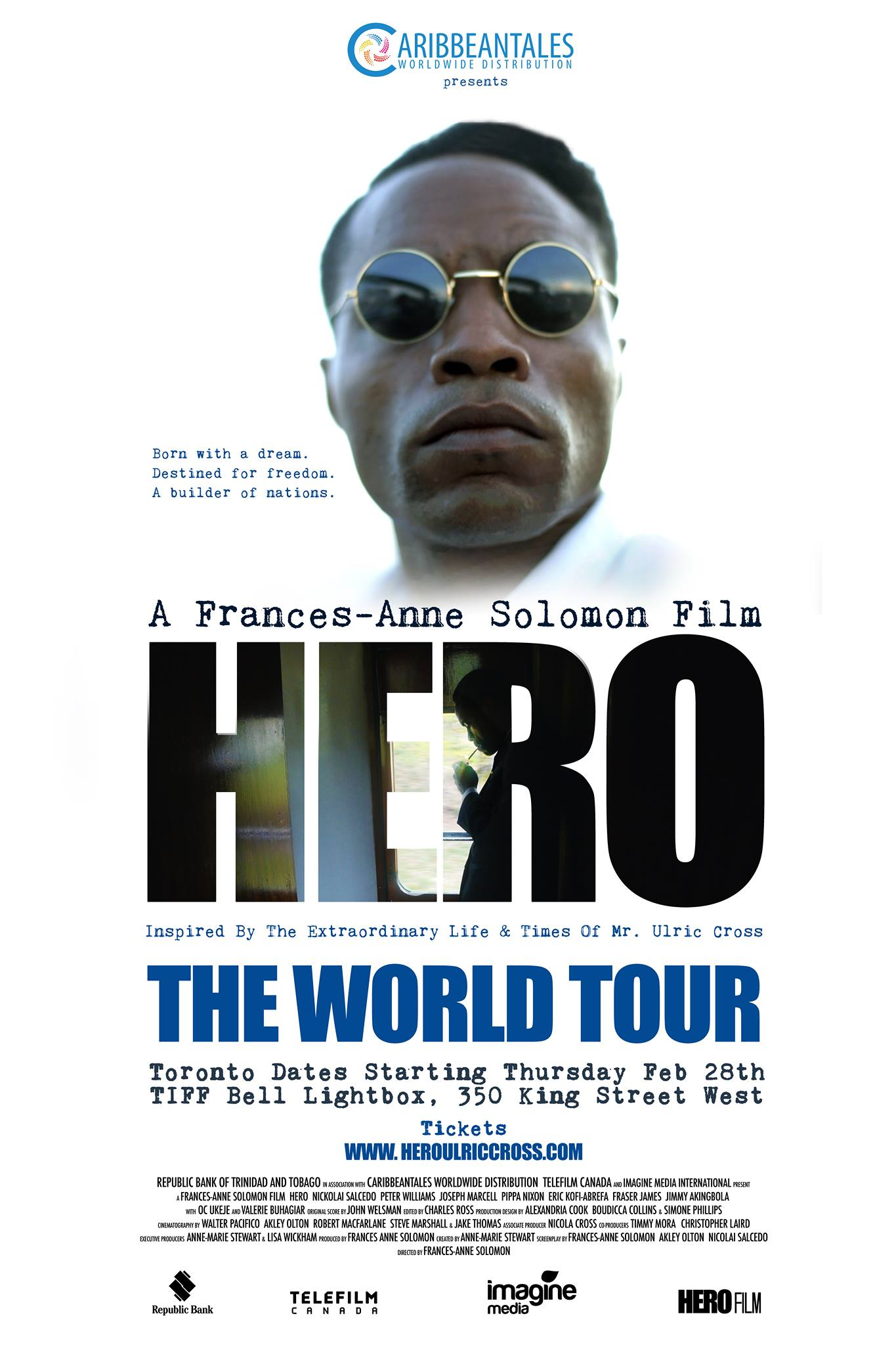 HERO Inspired by the Extraordinary Life & Times of Mr  Ulric Cross