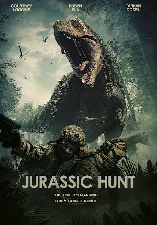 Jurassic Hunt (2021) Bengali Dubbed (Voice Over) WEBRip 720p [Full Movie] 1XBET