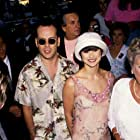 Demi Moore, Bruce Willis, and Danny Aiello at an event for Die Hard 2 (1990)