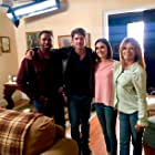 Mary-Margaret Humes, Steven R. McQueen, Christopher Mychael Watson, and Poppy Drayton in Home by Spring (2018)
