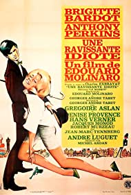 Une ravissante idiote (1964) Poster - Movie Forum, Cast, Reviews