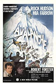 Avalanche (1978) Poster - Movie Forum, Cast, Reviews