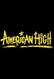 American High Poster