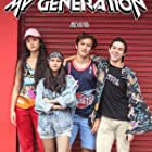 Bryan Warow, Arya Vasco, Lutesha, and Alexandra Kosasie in My Generation (2017)