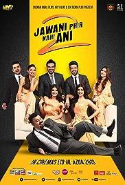 Jawani Phir Nahi Ani 2 Poster
