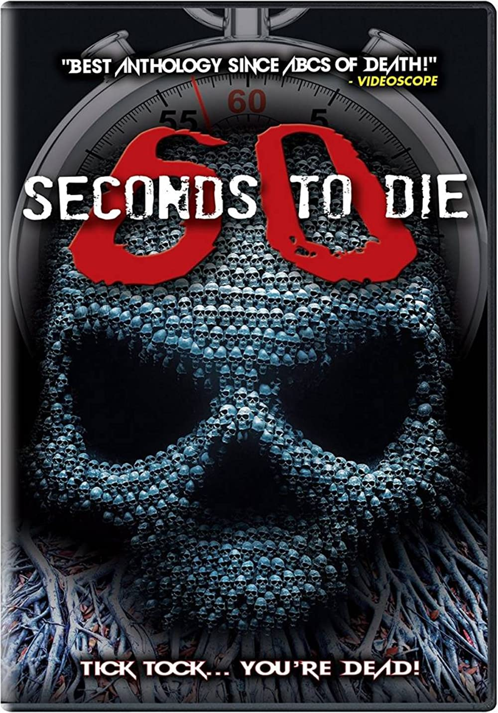 60 Seconds to Di3 2021 English 720p HDRip 800MB | 230MB