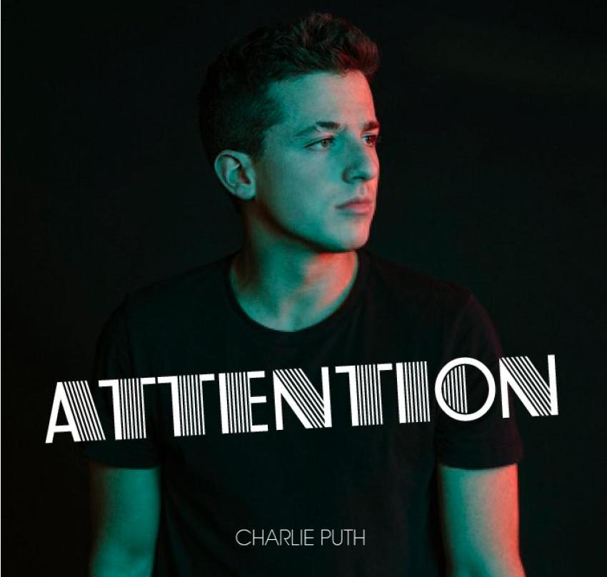 attention charlie puth