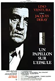 Lino Ventura in Un papillon sur l'épaule (1978)