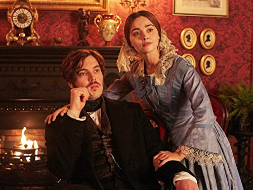 Jenna Coleman and Tom Hughes in Victoria (2016)