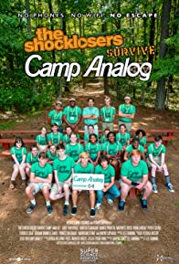 Primary photo for The Shocklosers Survive Camp Analog