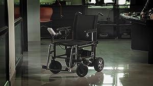 LIS Wheelchair