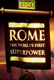 Rome: The World's First Superpower Poster