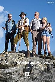 Familie Wöhler auf Mallorca Poster