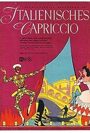 Italienisches Capriccio Poster