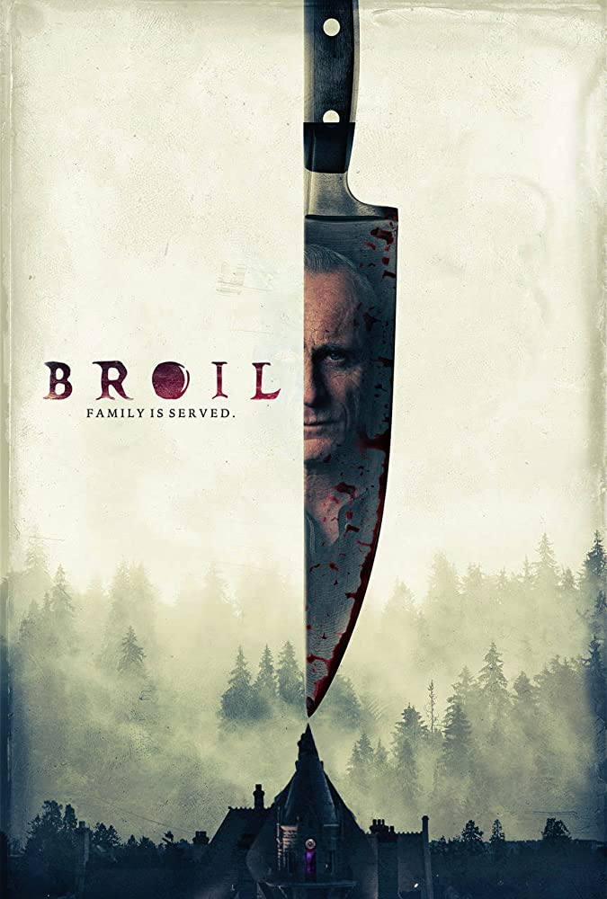 Broil 2020 English Full Movie 720p HDRip 800MB Download