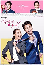 Divorce Lawyer in Love Poster