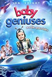 Baby Geniuses and the Space Baby Poster