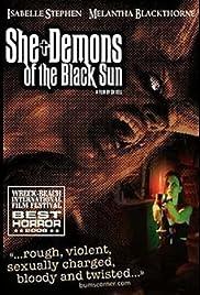 She-Demons of the Black Sun Poster