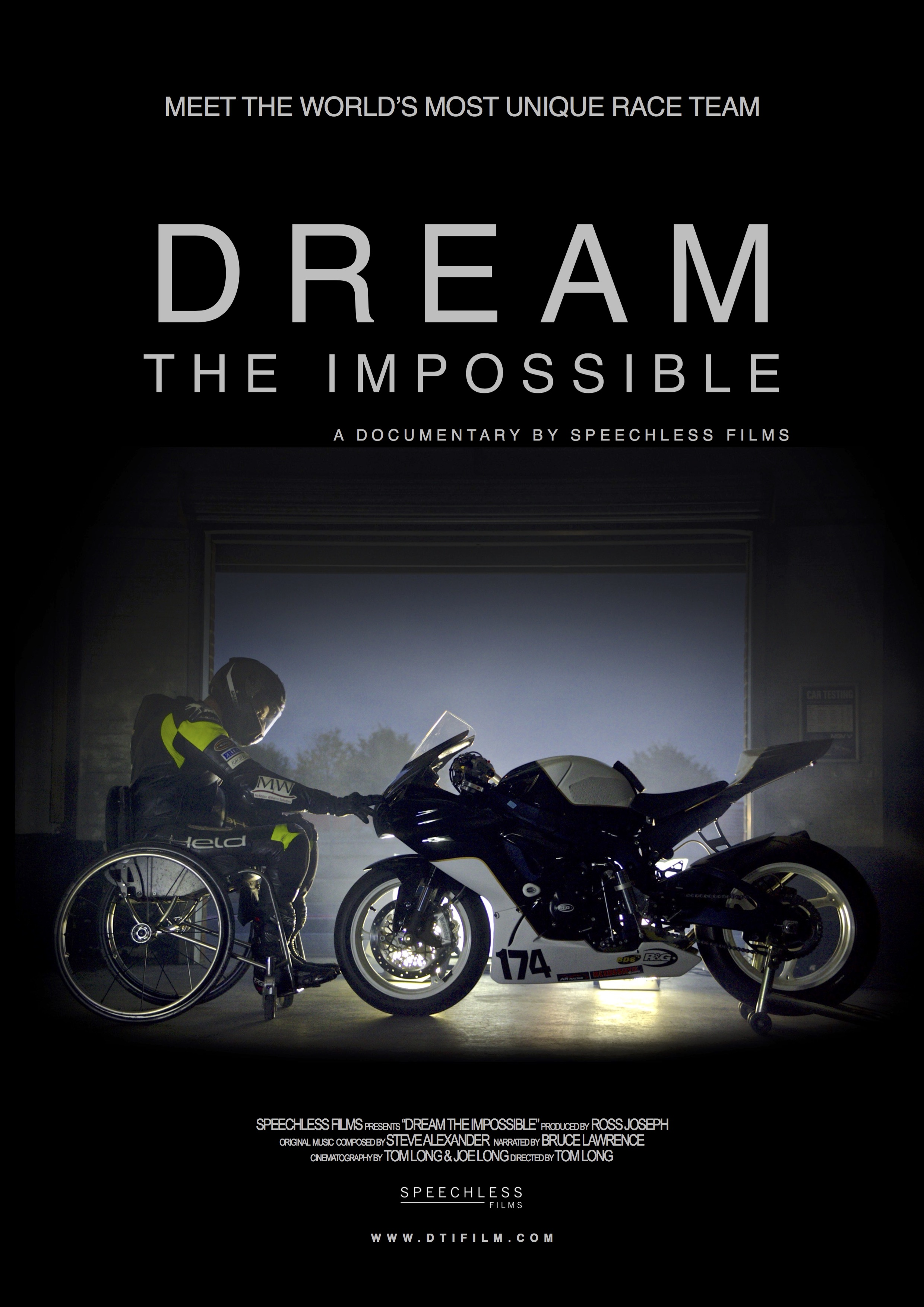 Dream the Impossible (2017) DVDRip