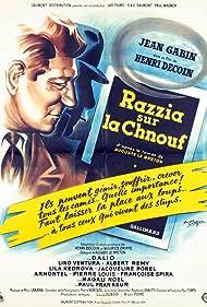 Razzia sur la chnouf (1955) Poster - Movie Forum, Cast, Reviews