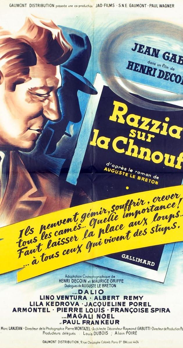 Subtitle of Razzia