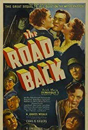 The Road Back Poster