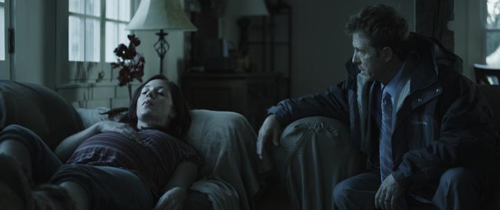 Gene Silvers and Rachel Kerbs in Blessid (2015)