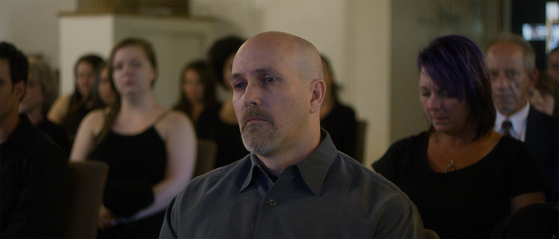 Jay Derrick in The Suicide of James Rider (2019)