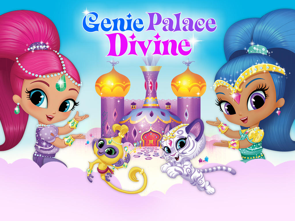 Shimmer And Shine The Crystal Queen The Glob Tv Episode 2016 Imdb