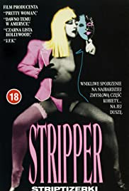 Stripper (1985) Poster - Movie Forum, Cast, Reviews