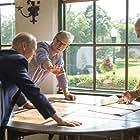 Michael Keaton, Wilbur Fitzgerald, and John Lee Hancock in The Founder (2016)