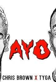 Chris Brown & Tyga: Ayo Poster
