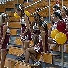 Taylor E. Parks, Alexandria DeBerry, Ysa Penarejo, Gracie Marie Bradley, Bella Shepard, Noa Drake, Savannah Lee May, and Scarlett Cowan in The Secret Lives of Cheerleaders (2019)