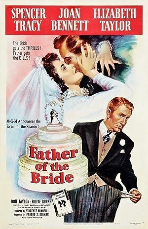 مشاهدة فيلم Father Of The Bride 1950 مترجم أونلاين مترجم