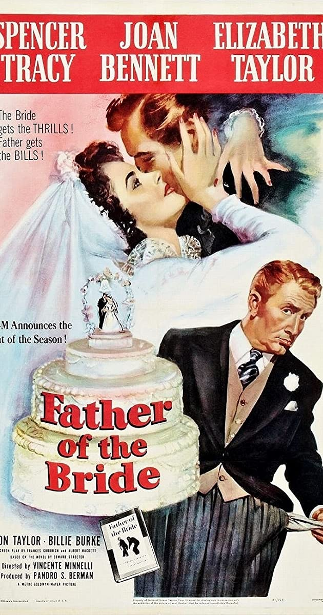 Subtitle of Father of the Bride