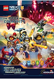 LEGO Nexo Knights 4D: The Book of Creativity Poster