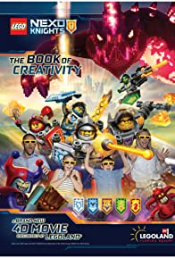 Primary photo for LEGO Nexo Knights 4D: The Book of Creativity