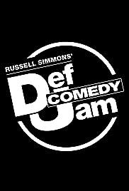 Def Comedy Jam Poster